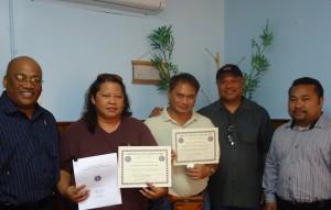 CPI-Workshop - Training 2013